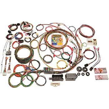 10150 painless wiring harness amazon.com: painless 10110 12 circuit wiring harness: automotive universal painless wiring harness diagram #13