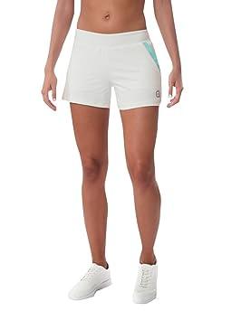Sport Style a40grados   Shuss-Short pour Femme Blanc M bc9e7ec7abe