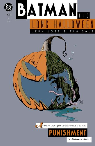 Batman: The Long Halloween (1996-) -