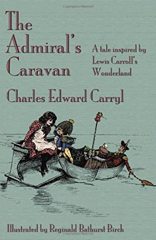 book cover of The Admiral\'s Caravan