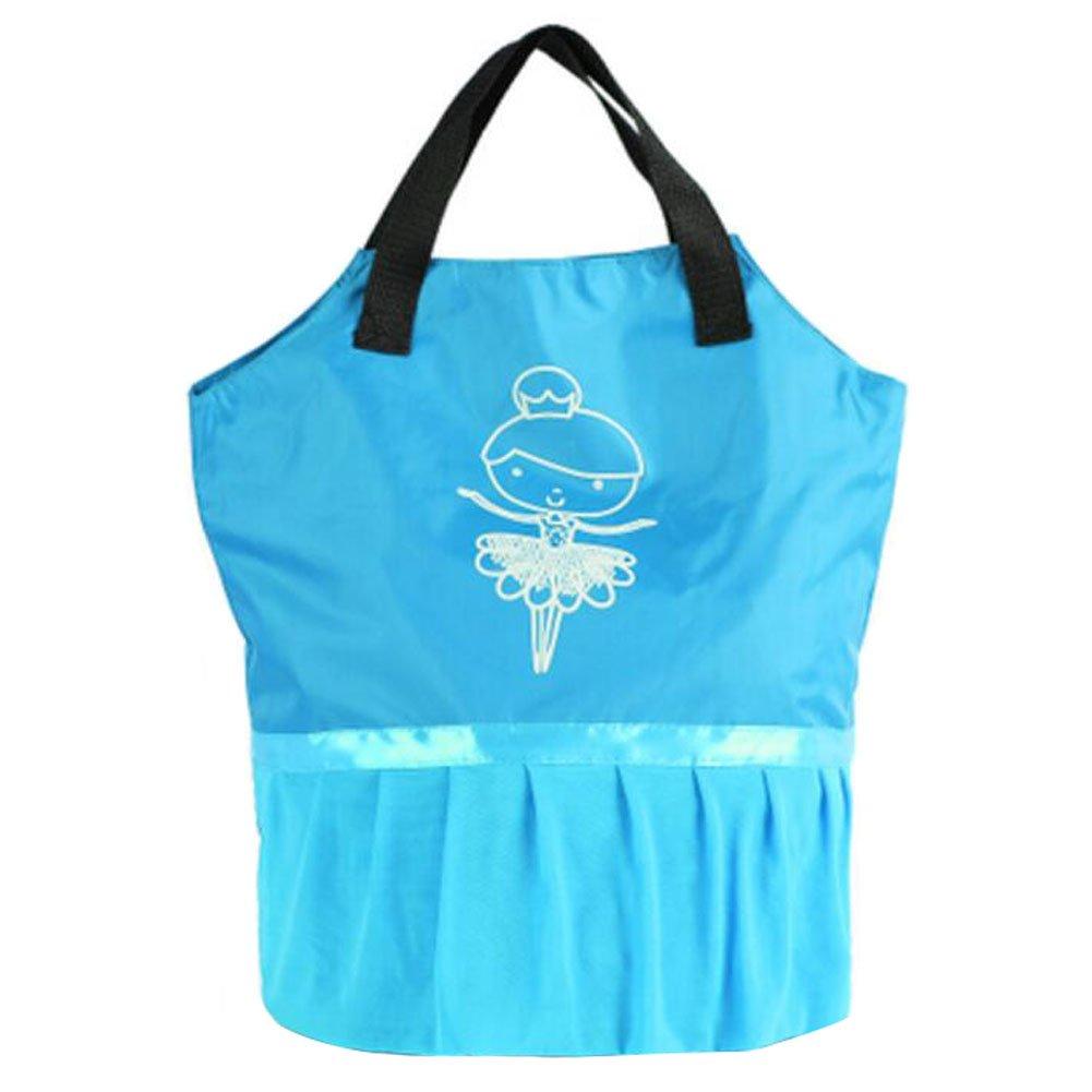 George Jimmy Kids Ballet Dance Bags Travel Backpack School Bags Girls Backpacks Book Bag Blue by George Jimmy
