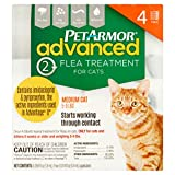PetArmor Advanced 2 Flea Treatment, SmallMedium Cats 5-9 lbs