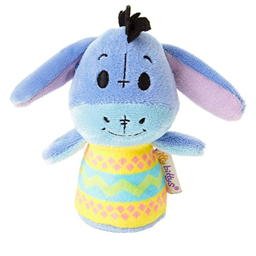 Hallmark itty bittys Easter Eeyore Stuffed Animal