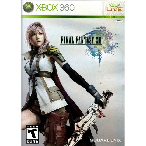 Final Fantasy XIII PRE-OWNED (Xbox 360)