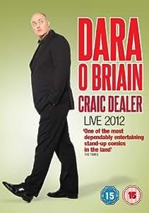 Dara O Briain - Craic Dealer - Live 2012 [Region 2] [UK Import]