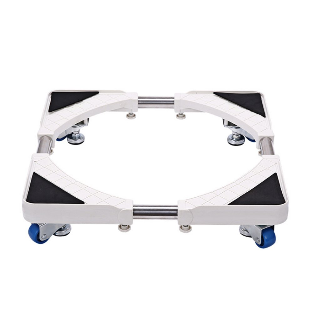 Multi-Functional Movable Base Adjustable Sized Telescopic Furniture Dolly for Dryer,Washing Machine and Refrigerator