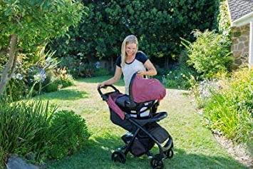 Graco Verb Click Connect Travel System Turner