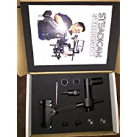 Steadicam Gimbal Adapter Professional Video Stabilizer, Black (SDM-NN)