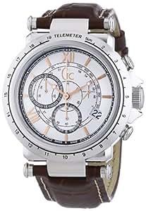 Guess X44005G1 - Reloj Cronógrafo Para Hombre, color Gris/Plata