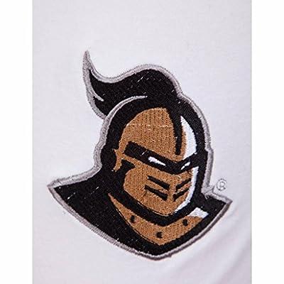 UCF Knights Drawstring Cropped Sweatpants (White) *Junior sizing*