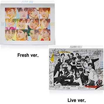 THE BOYZ - THE BOYZ [THE FIRST] Mini Album Random Ver CD+