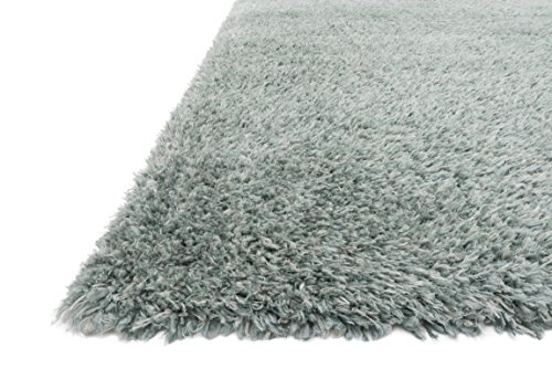 Loloi Rugs KAYLKAY-01SPA02240 Kayla Shag Collection Area 2'' X 4'-, Spa by Loloi Rugs (Image #2)