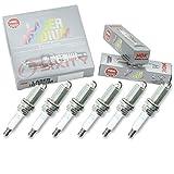 128i spark plugs - NGK Laser Iridium 6pcs Spark Plugs BMW 328i 2007 3.0L L6 Kit Set Tune Up