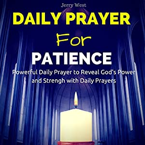 Daily Prayer for Patience Audiobook
