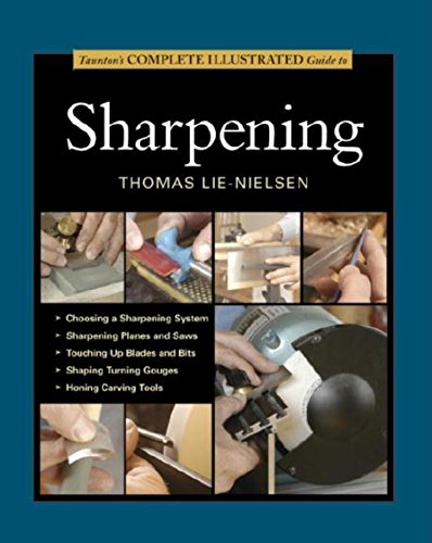 Tauntons Complete Illustrated Guide To Sharpening Epub