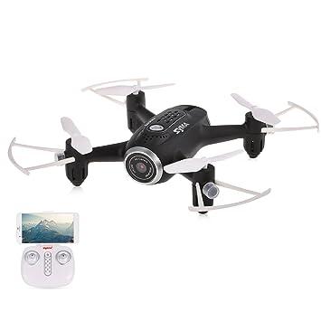 Goolsky Syma X22W Wifi FPV 0.3MP Cámara Selfie Drone 2.4G 4CH 6 ...