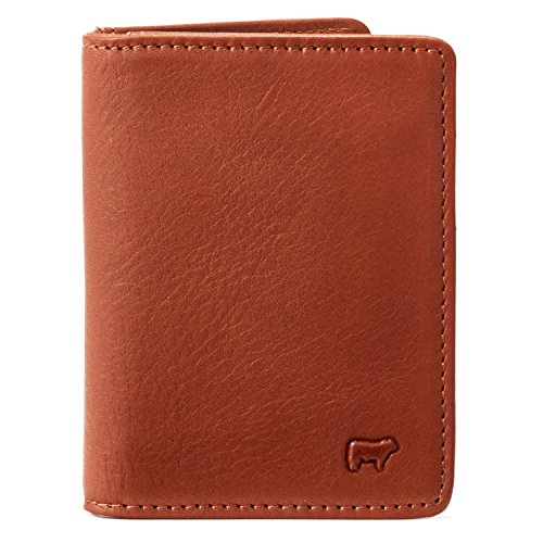 Cognac Leather Goods Will Cyrus Case Leather Card Signature Collection amp; Wallet vdw5qw1rx