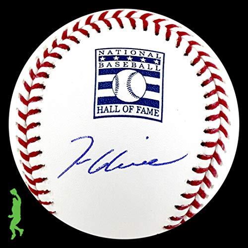 (Tom Glavine Autographed Ball - Hof Hall Of Fame Mets Coa - JSA Certified - Autographed Baseballs)