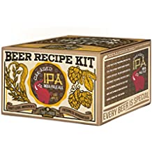 Craft a Brew Ingredient Oak Aged IPA Recipe Kit – Make Your Own Beer with Home Brewing 1 Gallon