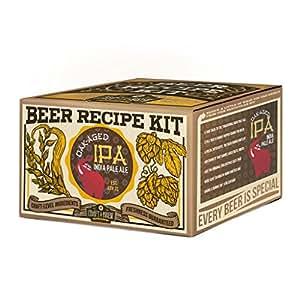 Craft a Brew Oak Aged IPA Beer Recipe Kit
