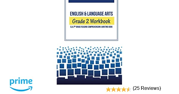 English & Language Arts Grade 2 Workbook: ELA 2nd Grade Reading ...