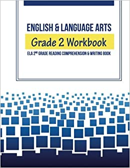 English Language Arts Grade 2 Workbook Ela 2nd Grade Reading