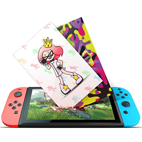 NFC Cards for Splatoon 2 Nintendo Switch Wii U, 13pcs with Cards Holder