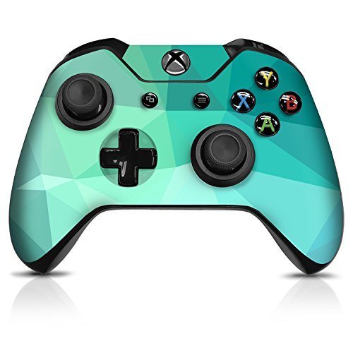 Controller Gear Controller Skin - Mint Poly - Officially Licensed by Xbox One
