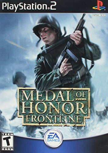 PS2 MEDAL OF HONOR FRONTLINE [video game] (Ps2 Games Action)