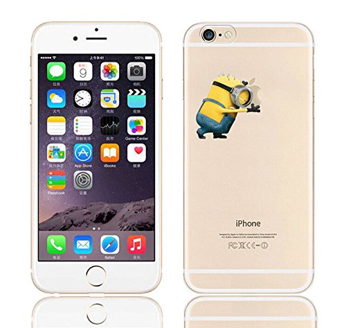 8 opinioni per iCHOOSE iPhone 6S Caso / Minions Fumetto Gel Caso per Apple iPhone 6s 6 /