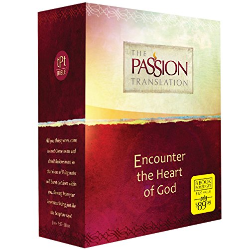 The Passion Translation: 8-In-1 Collection by Simmons Brian (15-Jun-2015) Paperback