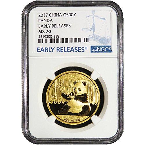 Chinese Gold Panda - 4