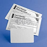 Check Scanner Cleaning Card (25 Cards)