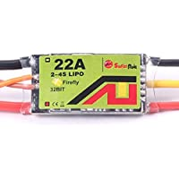 Sunrise FireFly 32bit Lite 22A ESC (Supports Dshot, with passthrough and anti-desync, motor reverse)