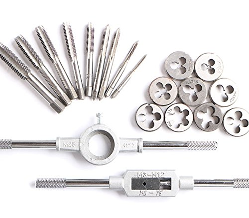 Taps Banya suite of hardware tools wrench hand tapping die cutter hand tapping metric combination packages 2015