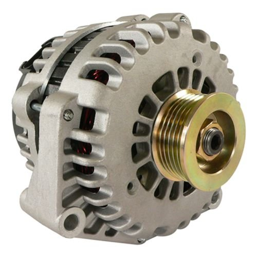 DB Electrical ADR0290 New Alternator For Buick Rainier 5.3L 5.3 04 05 06 2004 2005 2006 321-1845, 4.3L 4.3 4.8L 4.8 5.3L 5.3 6.0L 6.0 8.1L 8.1 1500 2500 3500 Silverado Pickup 03 04 05 2003 2004 2005