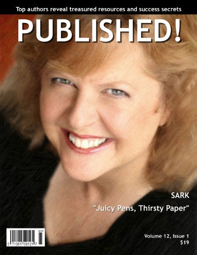 PUBLISHED! Magazine - SARK