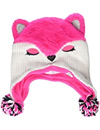 Toddler Girls' Critter Hat