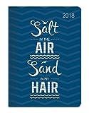 "Agenda giornaliera tascabile Style 2018 ""Salty Air"" 10,7x15,2 cm"