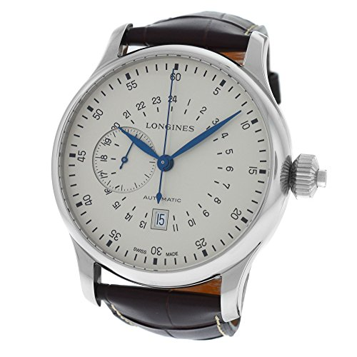 Longines-Heritage-swiss-automatic-mens-Watch-L27974730-Certified-Pre-owned