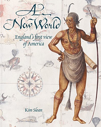 John White Drawings - A New World: England's First View of America
