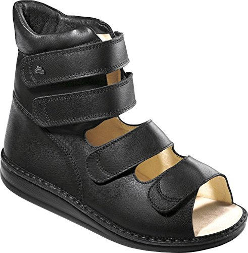Sandals 96202 nbsp;– FinnComfort nbsp;Prevention EU nbsp;Spona Cowhide Black 36 dqtdExOwr