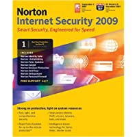 Norton Internet Security 2009 - Good ASIN B001E0RZ3U
