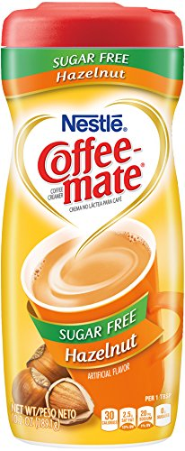 ee Hazelnut Powder Coffee Creamer 10.2 oz. Canister (Pack of 6) ()