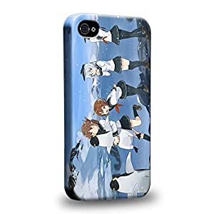 Diy iPhone 6 plus The most popular Kantai Collection Kancolle destroyer Akatsuki Hibiki Ikazuchi Inazuma 0714 Protective Snap-on Hard Back Case Cover for Apple iPhone 6 plus