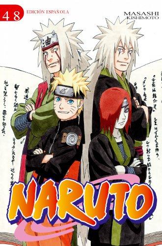 Naruto nº 48/72 (EDT) (Manga Shonen) Masashi Kishimoto