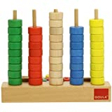 Goula - Abaco vertical, material educativo (Diset 51050)