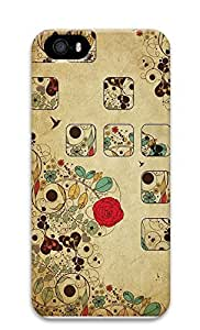 iPhone 5 5S Case Girly Icon Shelf 3D Custom iPhone 5 5S Case Cover
