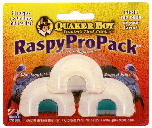Quaker Boy Raspy Pro Pack Call