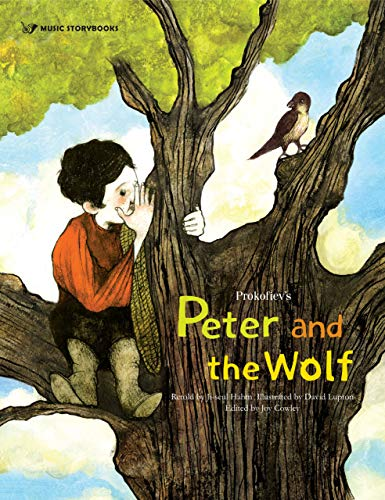Storybook Wolf - Prokofiev's Peter and the Wolf (Music Storybooks)